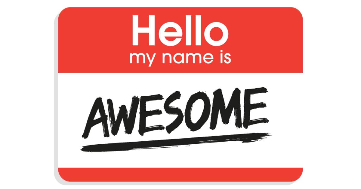 "My ""Why I Am Awesome"" List! - My Mind My Body"