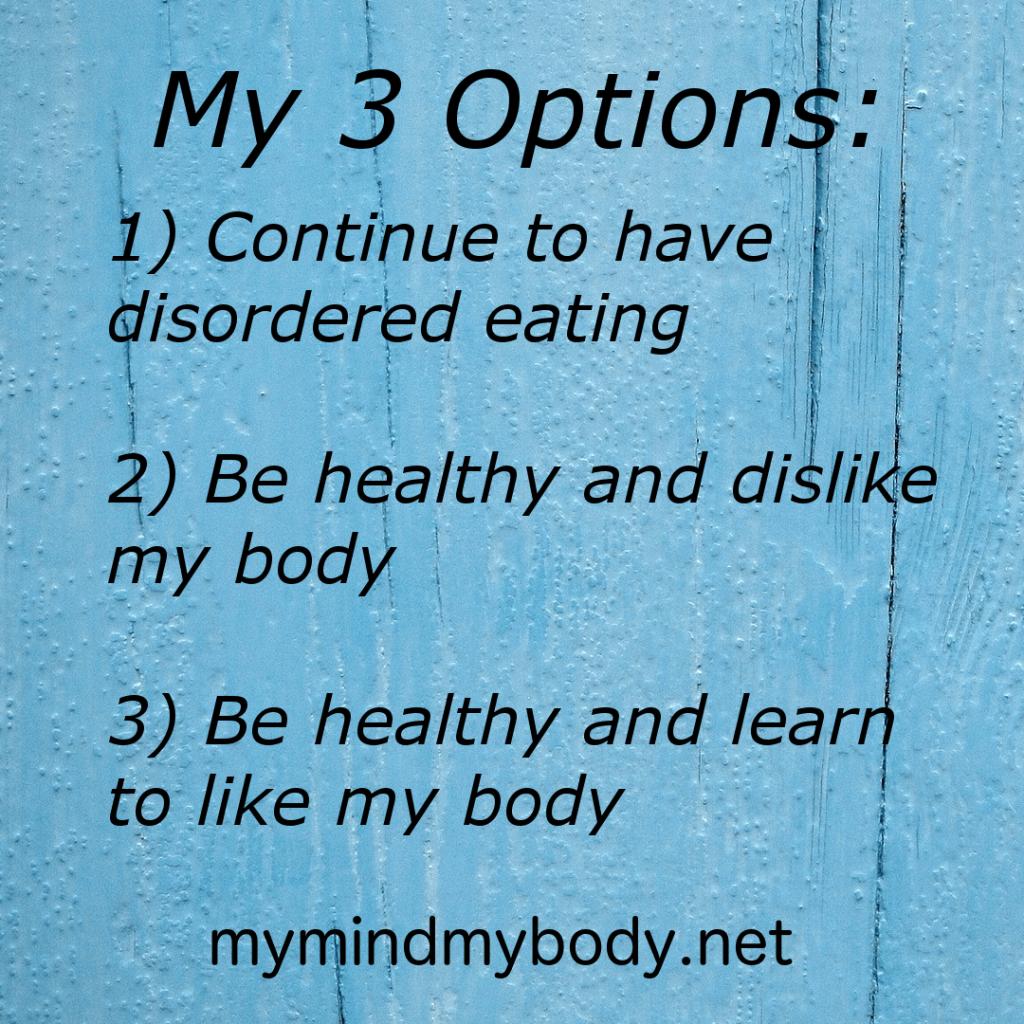 My Mind My Body